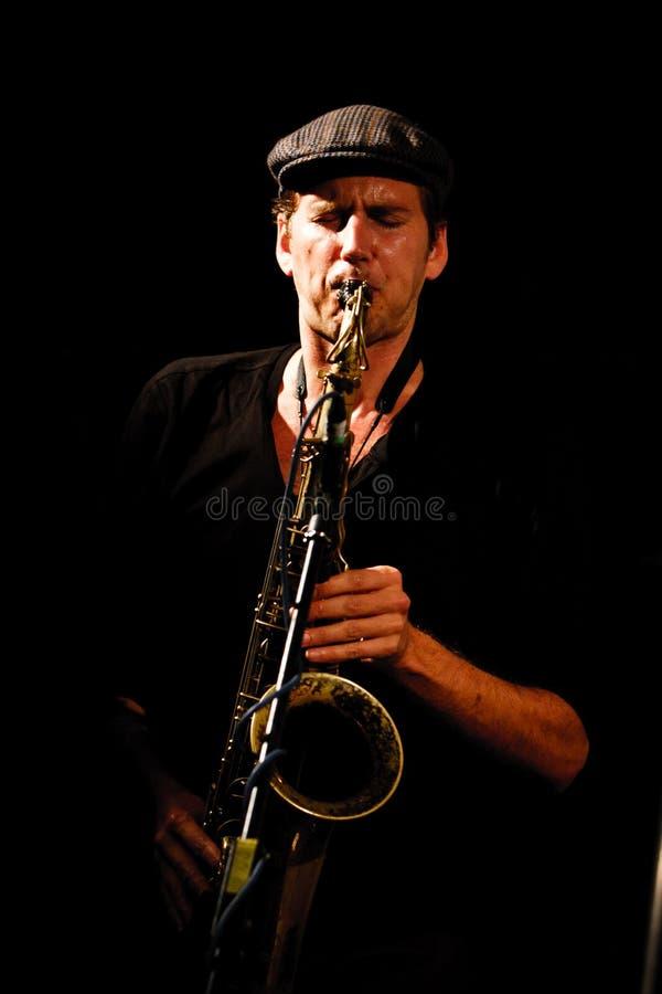 Free Paul Roges Trio On Jazz Koktebel Festival 2010 Royalty Free Stock Photos - 16395588