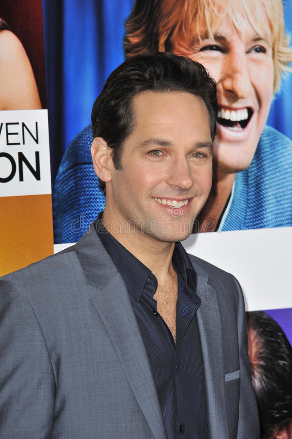 Download Paul Rudd editorial stock photo. Image of smith, paul - 26491113