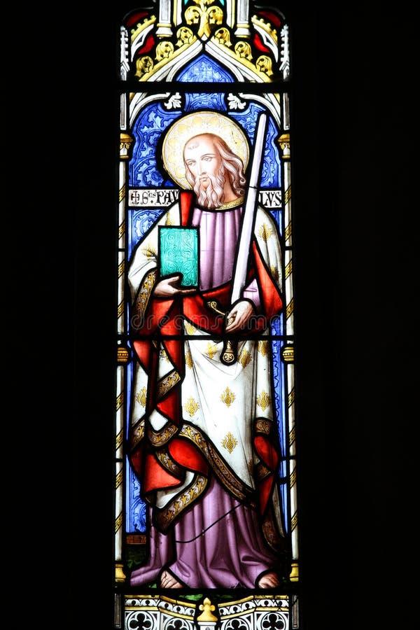 paul saint arkivbild