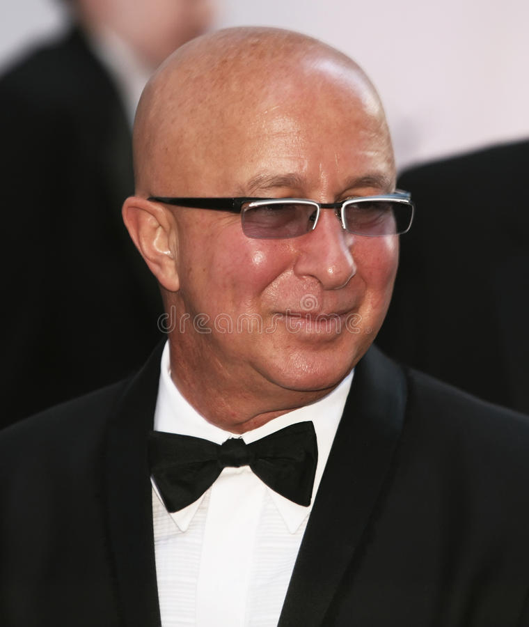 Paul Shaffer stock foto