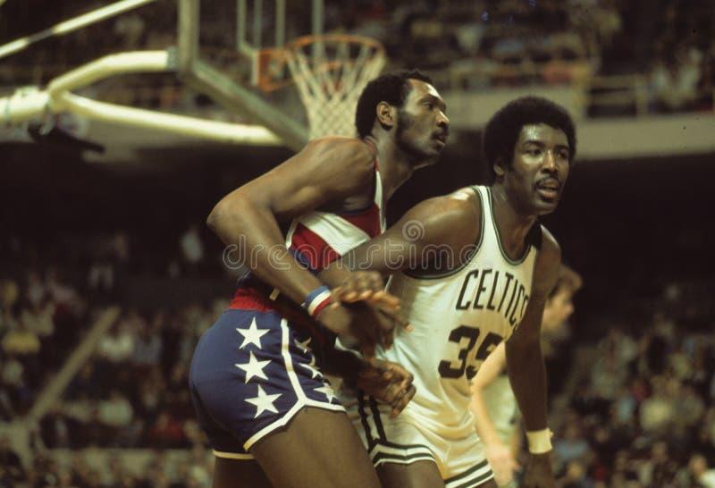 Paul Silas Boston Celtics foto de archivo libre de regalías