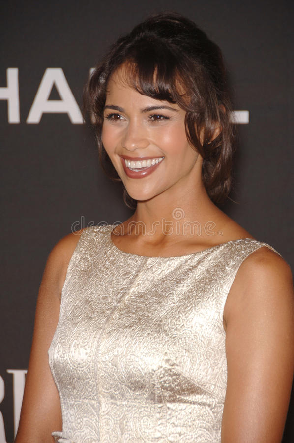 Paula Patton Editorial Photo