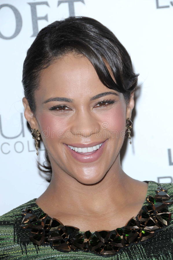 Download Paula Patton redaktionelles stockbild. Bild von beverly - 26357159