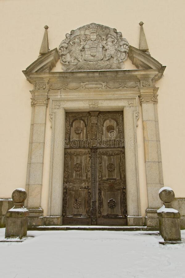 Free Paulan Monastery 4 - Nova Bystrice Czech Republic Royalty Free Stock Photos - 171764738