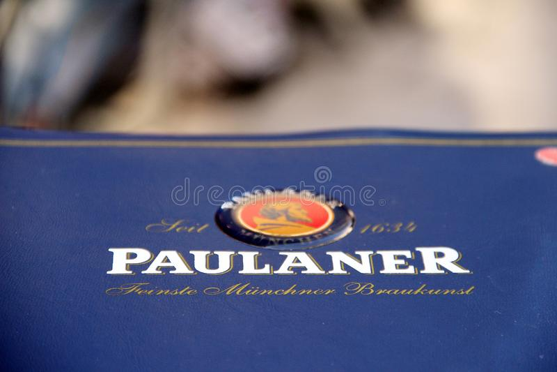 Paulaner 免版税库存照片