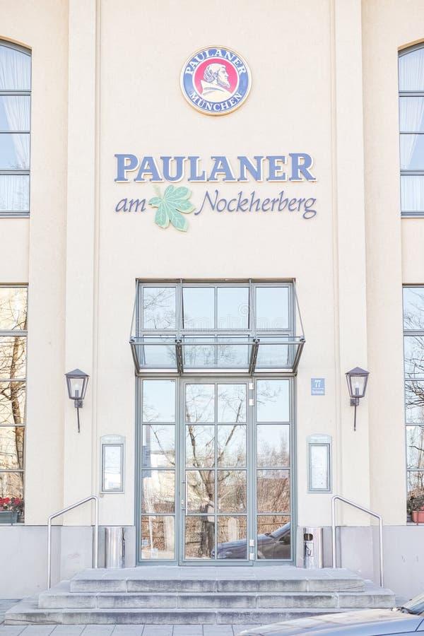 Download Paulaner am Nockherberg editorial photo. Image of space - 62112056