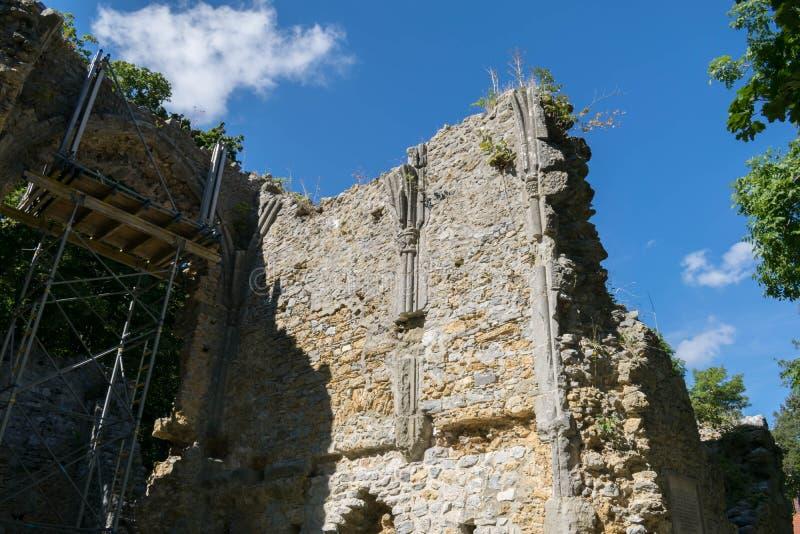 Pauline Monastery imagem de stock