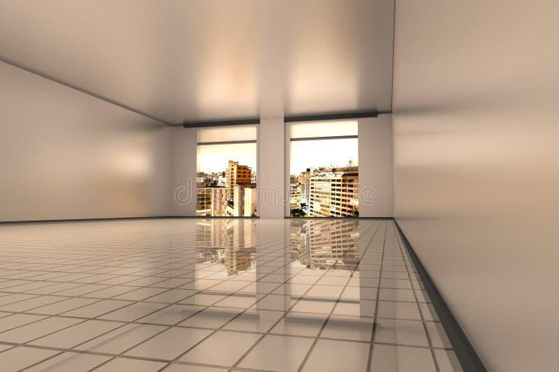Paulo-Wohnung vektor abbildung