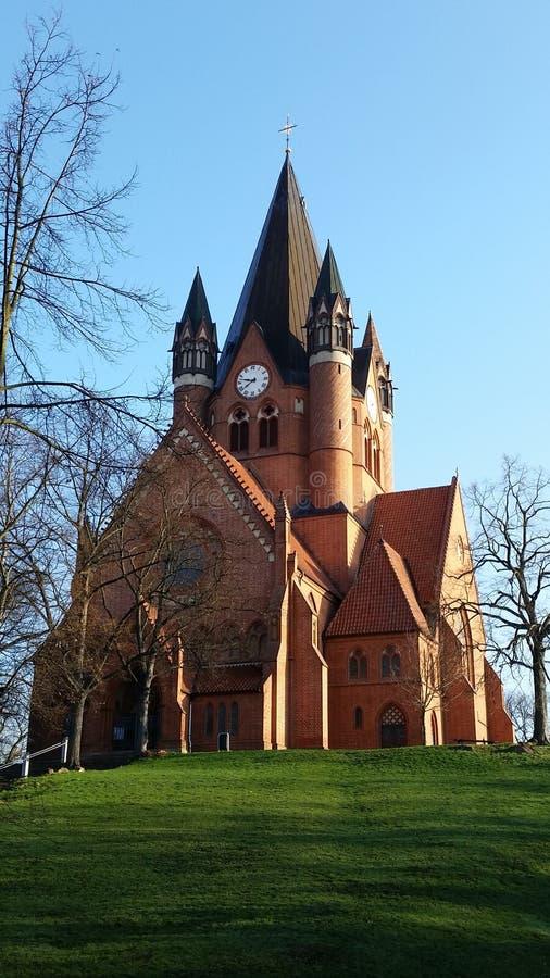 Pauluskirche/Pauluschurch fotografia stock