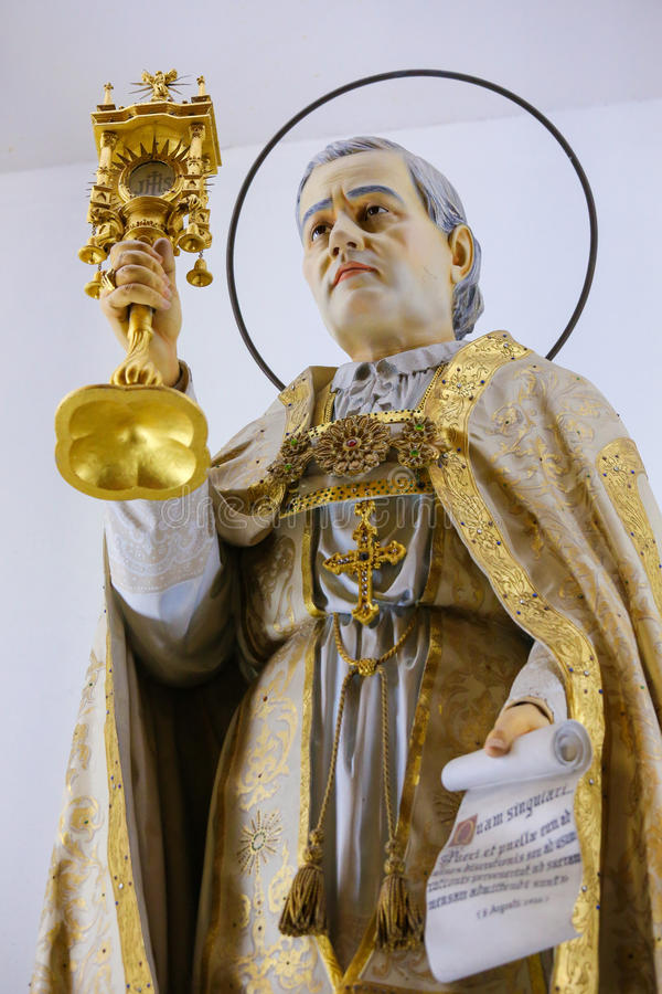 Paus Pius X royalty-vrije stock fotografie