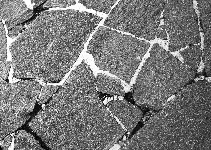 Pavés de granit photographie stock libre de droits