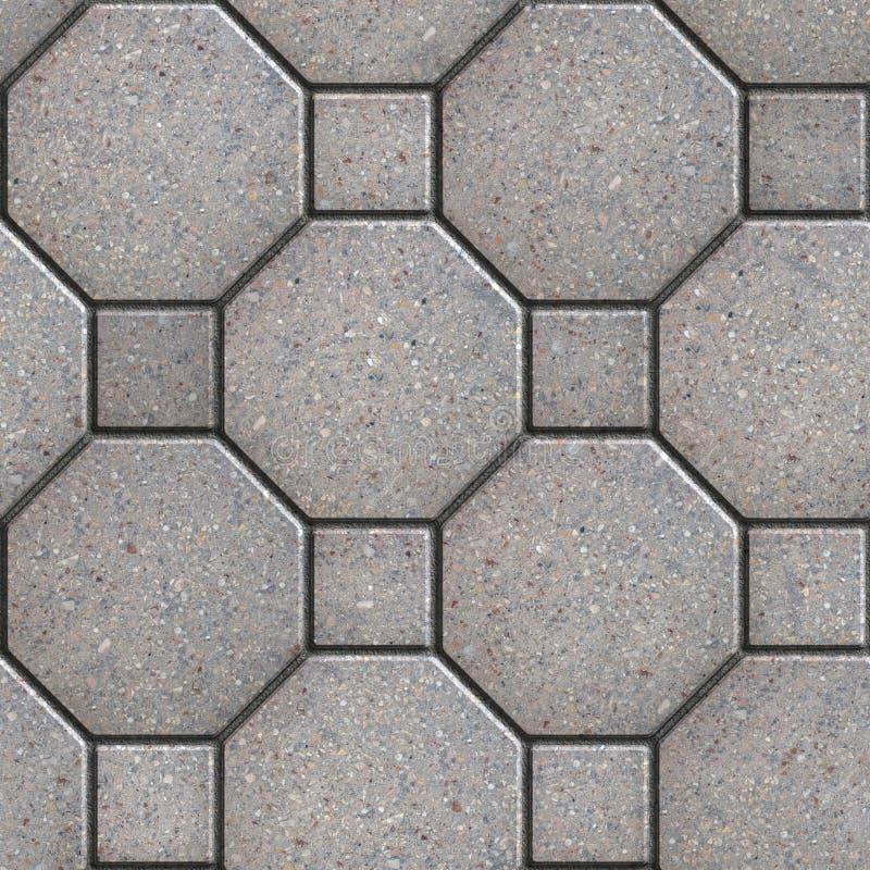 Pavés. Texture sans couture de Tileable. photographie stock libre de droits