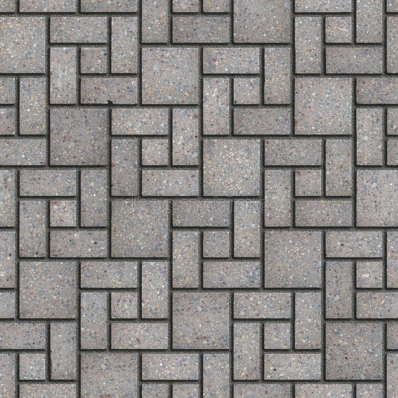 Pavés. Texture sans couture de Tileable. images libres de droits