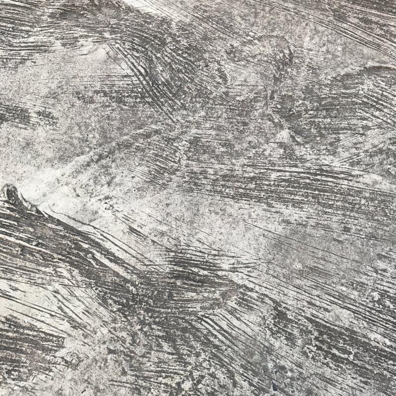 Pavage cru de ciment photos libres de droits