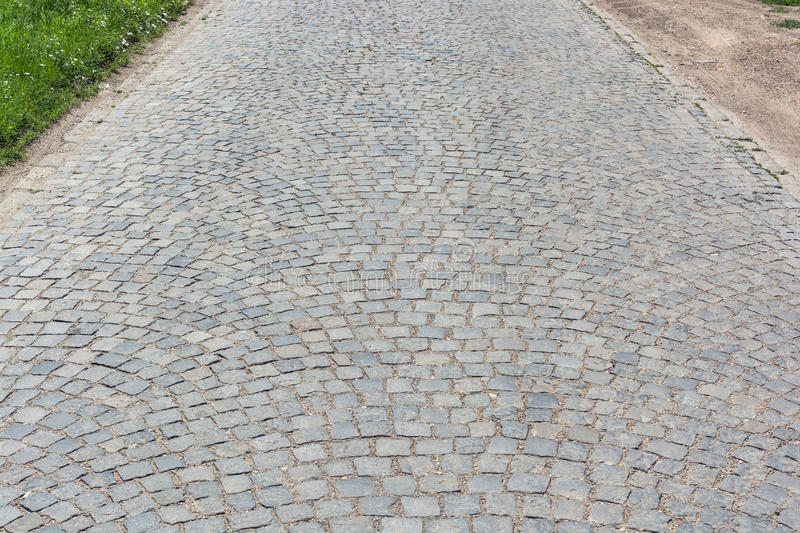 Download Paved Road stock image. Image of pavement, paving, pattern - 32087977