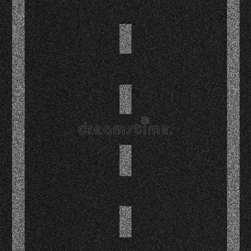 Pavement Illustration stock illustration