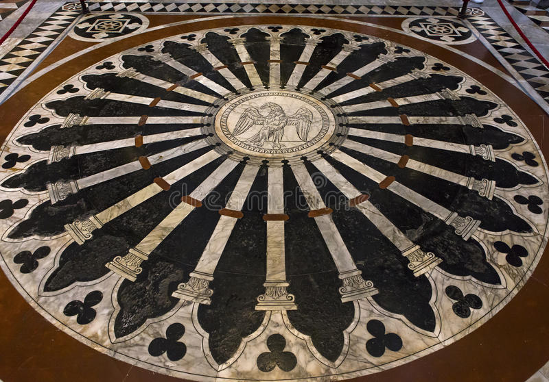 Download The Pavement Of Siena Cathedral, Siena, Italy Editorial Stock Photo - Image: 83708158
