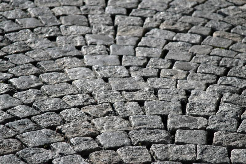 Pavement street royalty free stock images