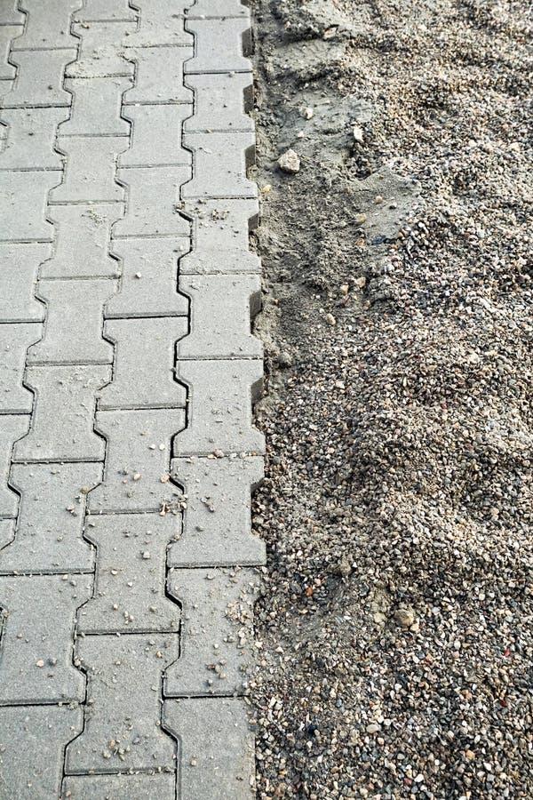 Download Pavement texture stock illustration. Illustration of border - 69676726