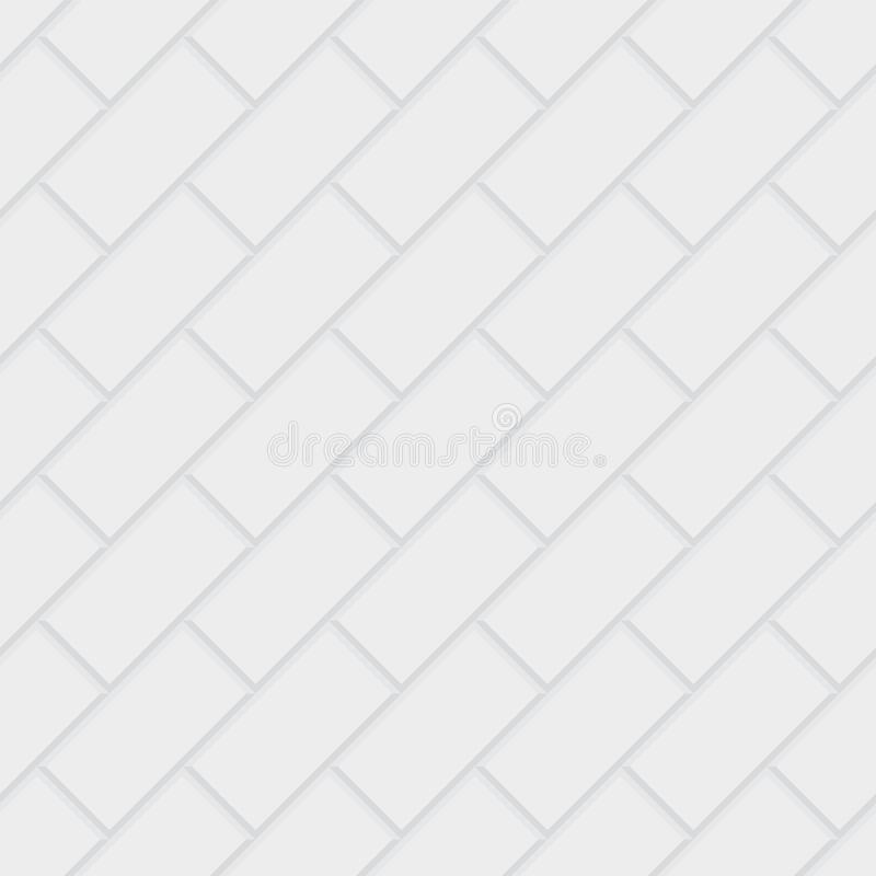 Paver brick pattern stock illustration