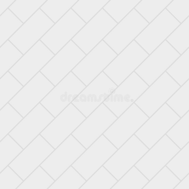 Paver brick pattern royalty free illustration