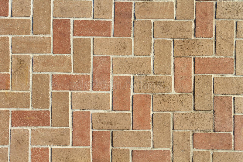Pavers τούβλου σύσταση υποβάθρου άνωθεν στοκ φωτογραφία με δικαίωμα ελεύθερης χρήσης