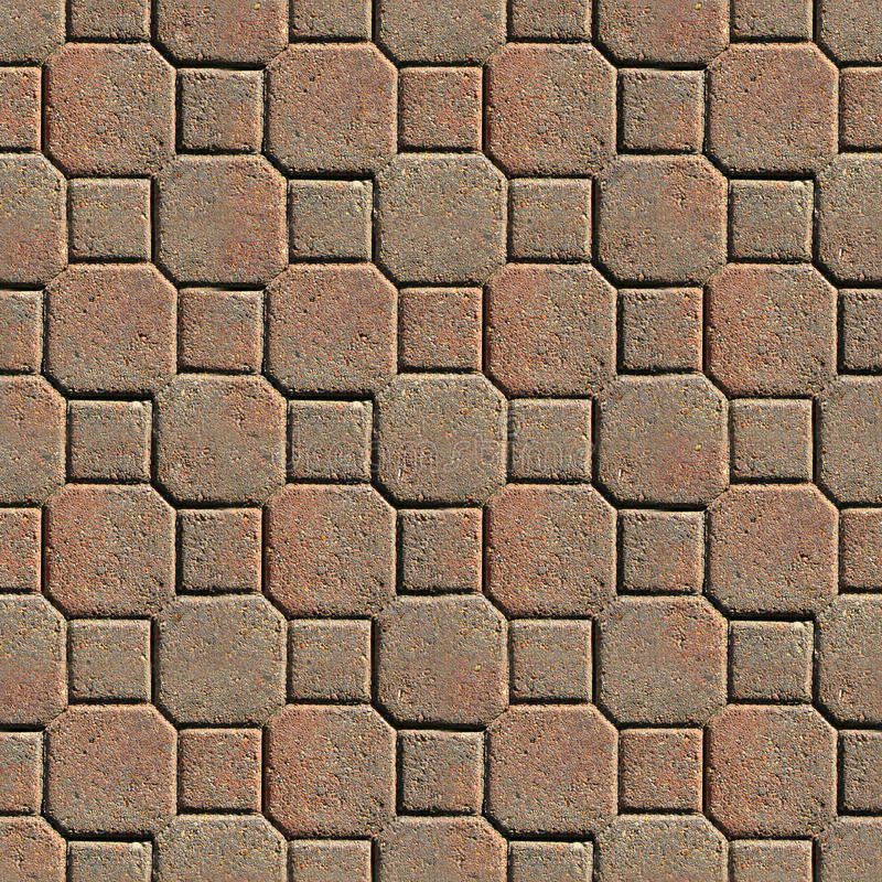 Pavers do pátio fotografia de stock