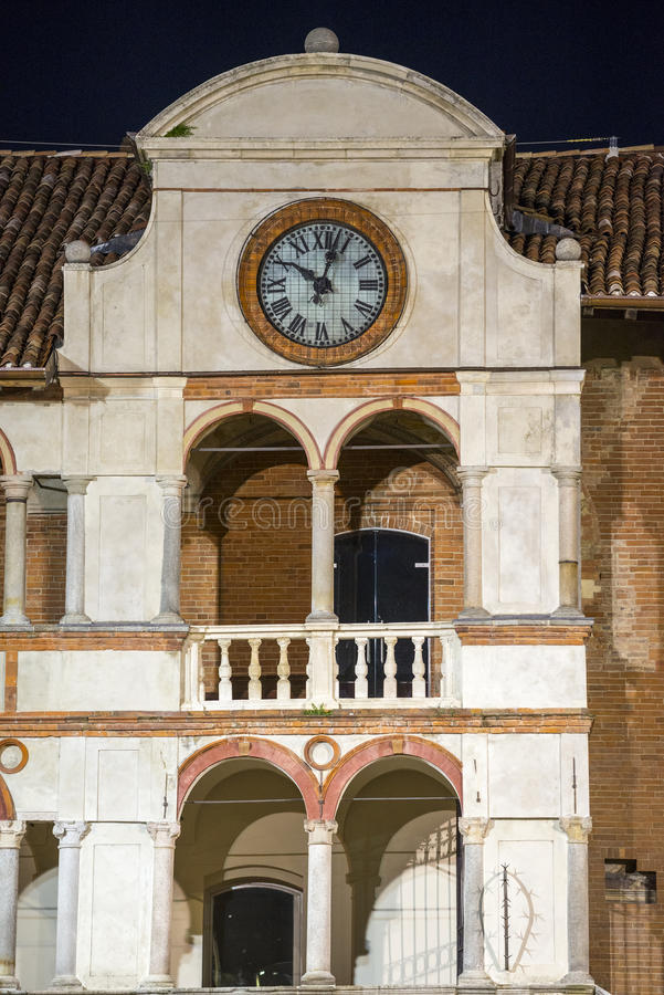Download Pavia stock image. Image of nobody, italy, ancient, square - 38195531