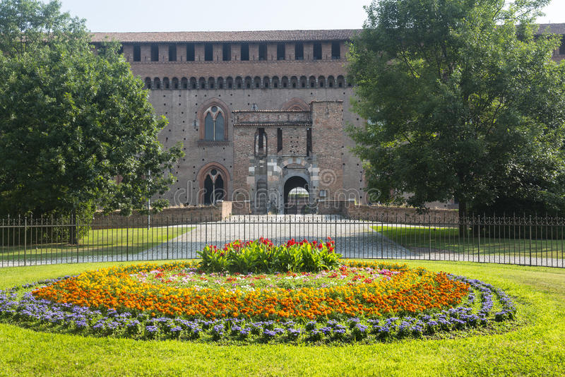 Download Pavia, Castle Royalty Free Stock Photography - Image: 38195977