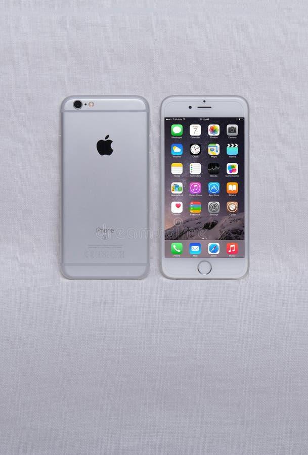 IPhone 6s stock photo