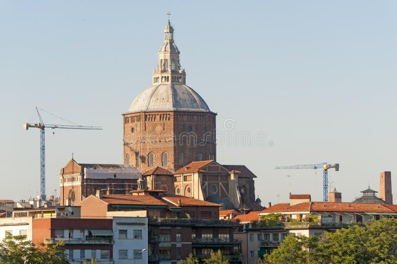 Pavia (Lombardije, Italië) stock afbeelding