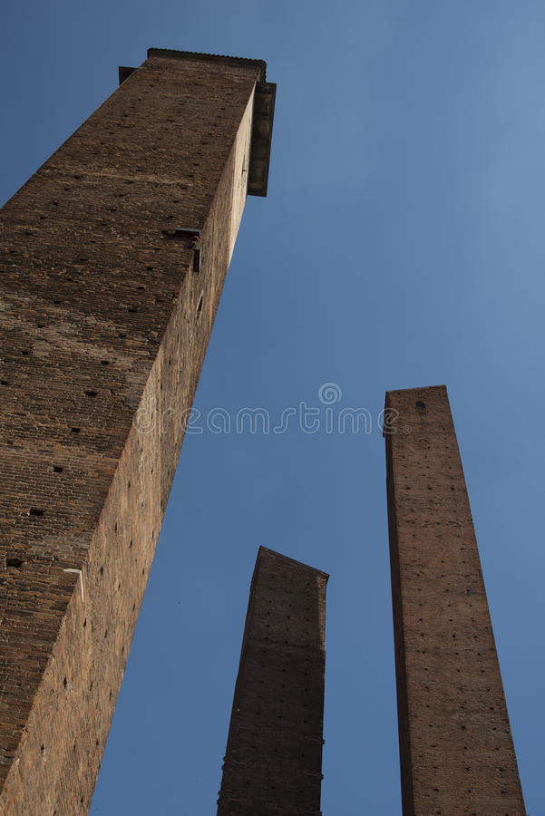 Download Pavia - Three towers stock photo. Image of milan, summer - 30517460