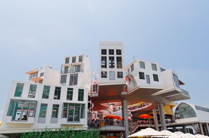 Pavilhão de Holland imagem de stock