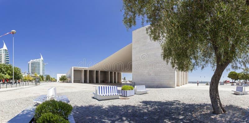 Download Pavilhao De Portugal - Park Of Nations - Lisbon Editorial Stock Photo - Image: 38656578