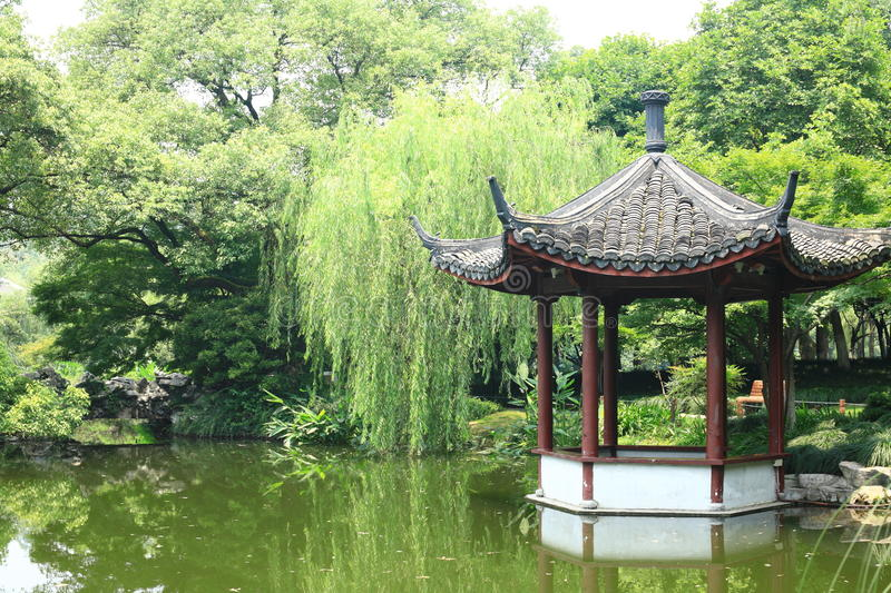 Download Pavilion stock image. Image of history, japanese, ancient - 20079871