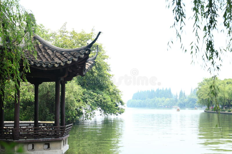 Pavilion Royalty Free Stock Images