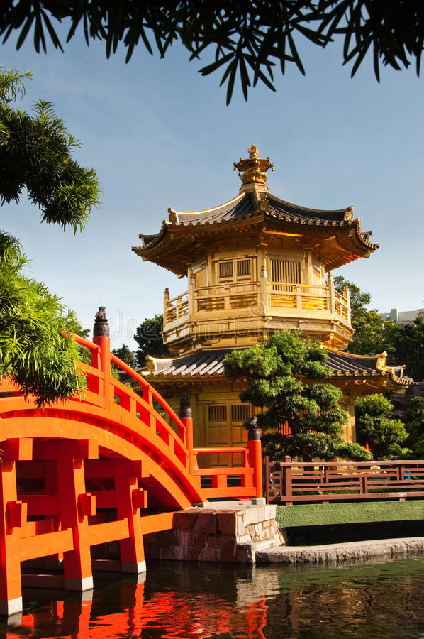 Download The Pavilion Of Absolute Perfection. Stock Image - Image: 14459247