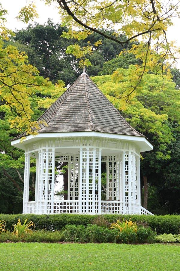 Free Pavilion At Singapore Botanic Gardens Stock Photo - 43473610