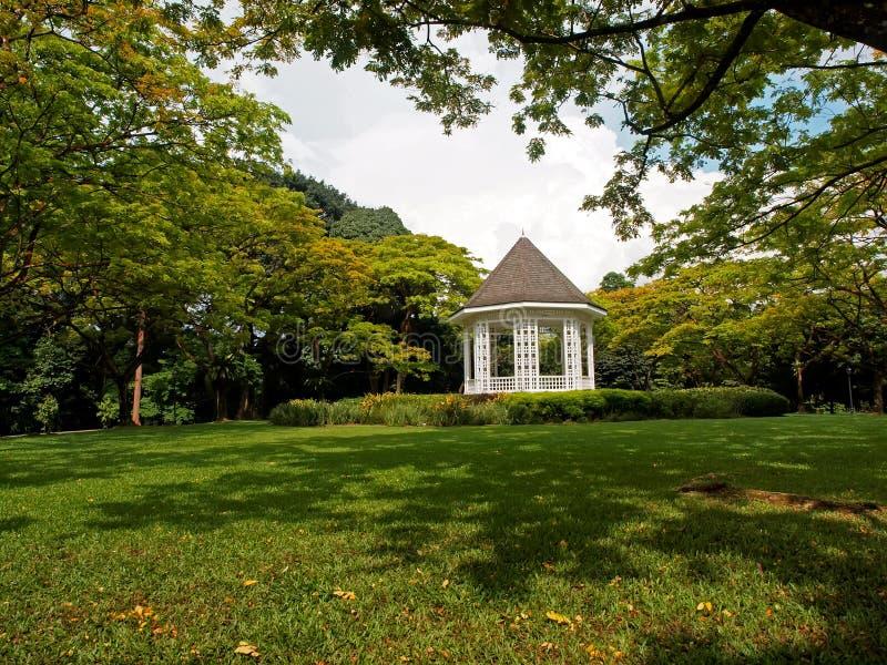 Download Pavilion In Botanic Gardens Stock Photo - Image: 22099158