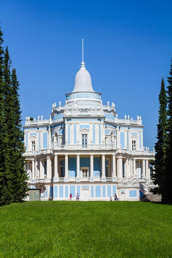 Download Pavilion Katalnaia Gorka In Oranienbaum Stock Image - Image: 26536149