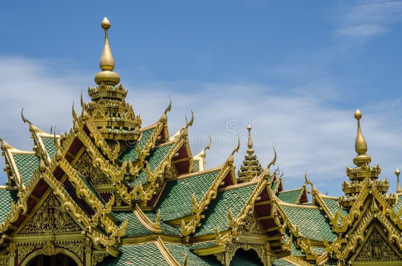 Paviljoen royalty-vrije stock afbeelding