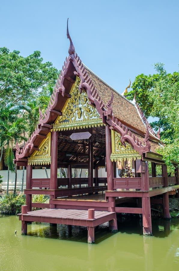 Paviljoen royalty-vrije stock afbeeldingen