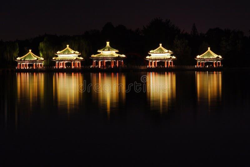 Paviljoen royalty-vrije stock foto