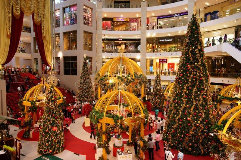 Paviljoen Kuala Lumpur stock afbeeldingen