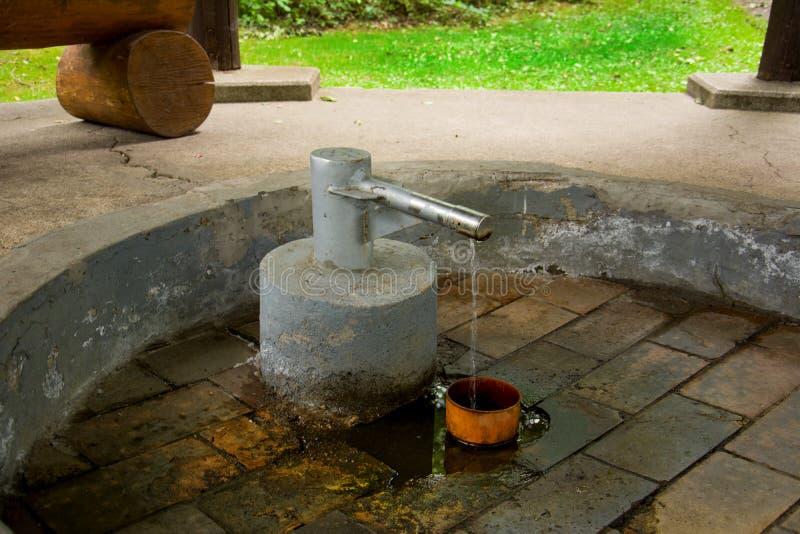 Paviljoen van de mineraalwaterlente Glauber II - FrantiÅ ¡ kovy LÃ ¡ znÄ› stock afbeeldingen