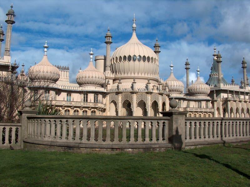 pavillion королевское стоковая фотография