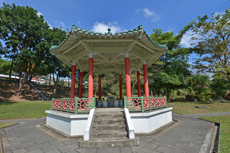 Pavillon image stock