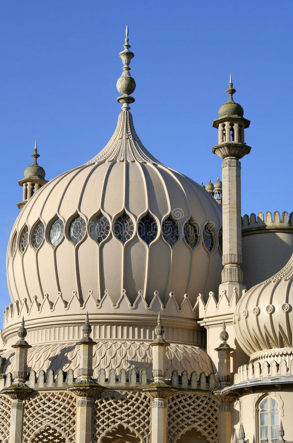 Pavillon de Brighton photo stock
