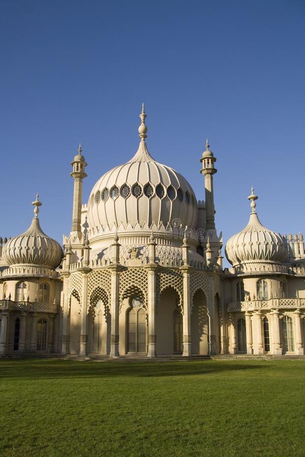 pavillon de Brighton royal image libre de droits
