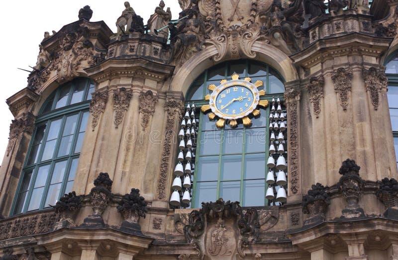 Pavillon de carillon - II - Dresde - l'Allemagne image stock